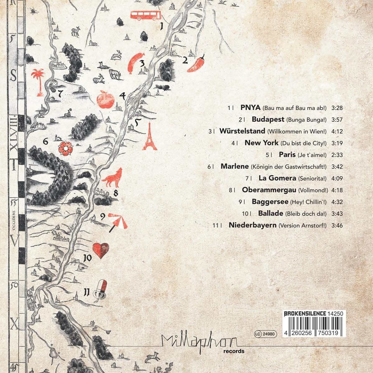 Ringlstetter PNYA CD